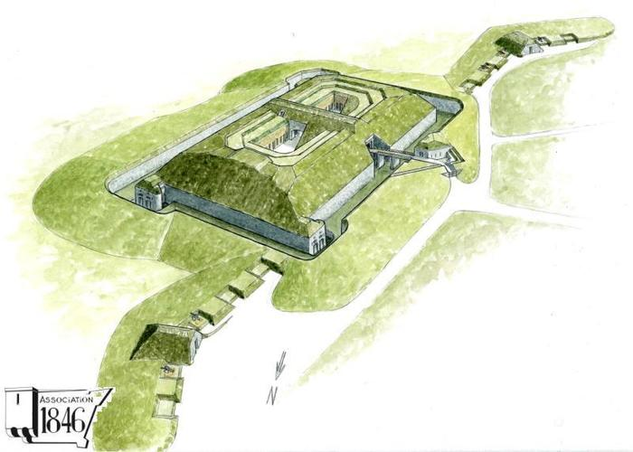 Journées du patrimoine 2019 - Visite en nocturne du fort de Landaoudec à Crozon