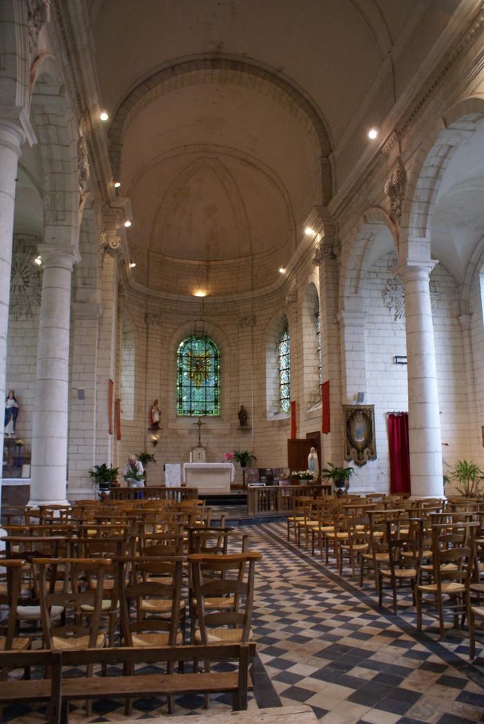 Journées du patrimoine 2020 - Visite libre de l'Église d'Hermaville