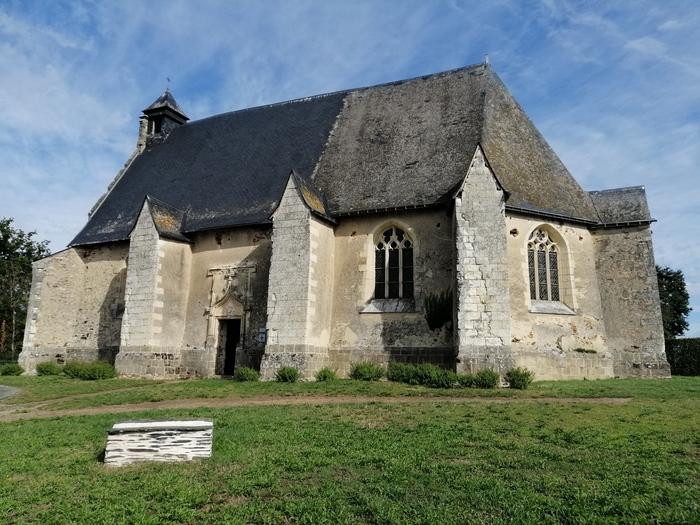 Journées du patrimoine 2020 - Visite libre de la chapelle St Emerance à La Pouëze