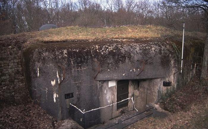 Journées du patrimoine 2019 - Observatoire ligne Maginot