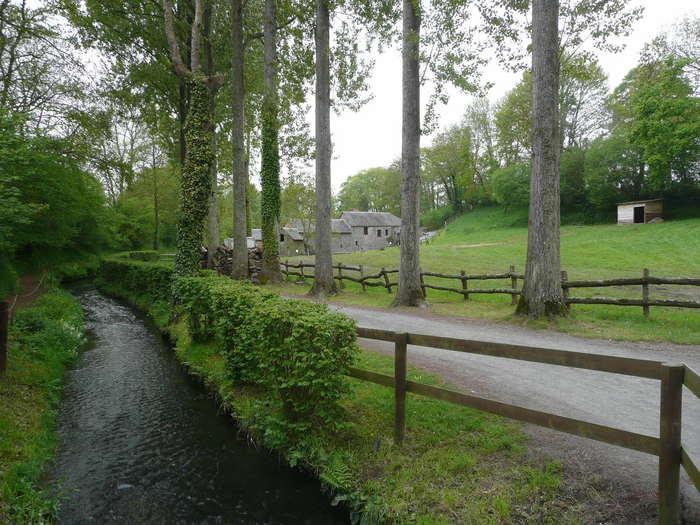 Journées du patrimoine 2019 - Visite libre du moulin de Marcy