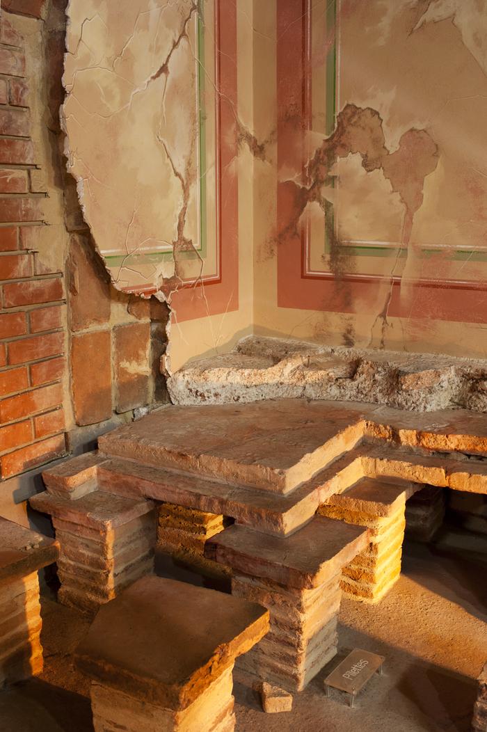 Journées du patrimoine 2020 - Visite commentée des thermes antiques