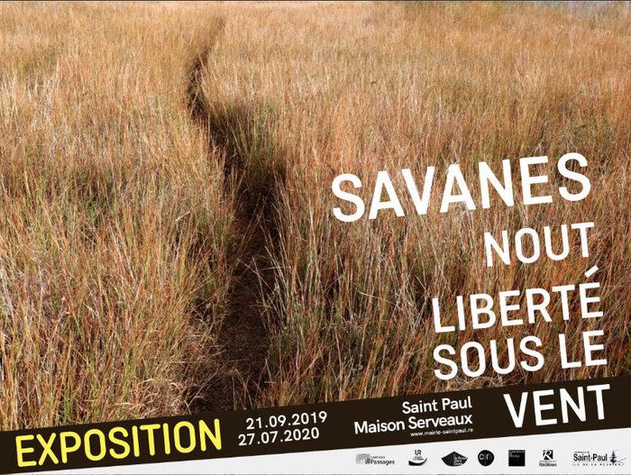 Journées du patrimoine 2019 - Les savanes : la liberté sous le vent