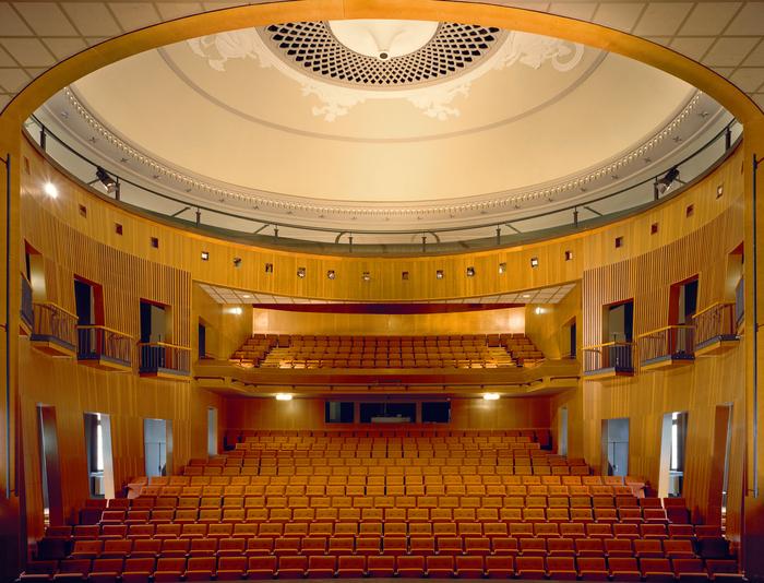 Journées du patrimoine 2019 - Visite guidée du théâtre de la Cité internationale