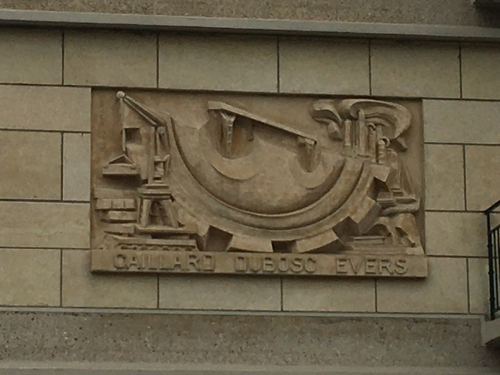 Journées du patrimoine 2020 - Visite guidée des bas-reliefs de l'avenue Foch