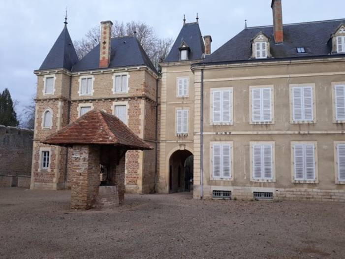 Journées du patrimoine 2020 - Visite libre du Château de la Chapelle de Bragny