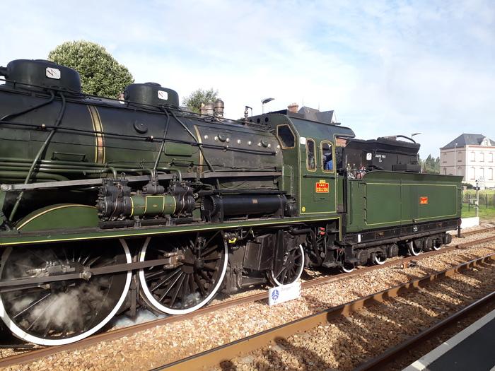 Journées du patrimoine 2019 - Découverte au rythme de la locomotive à vapeur, le patrimoine et la campagne du Terroir de Caux