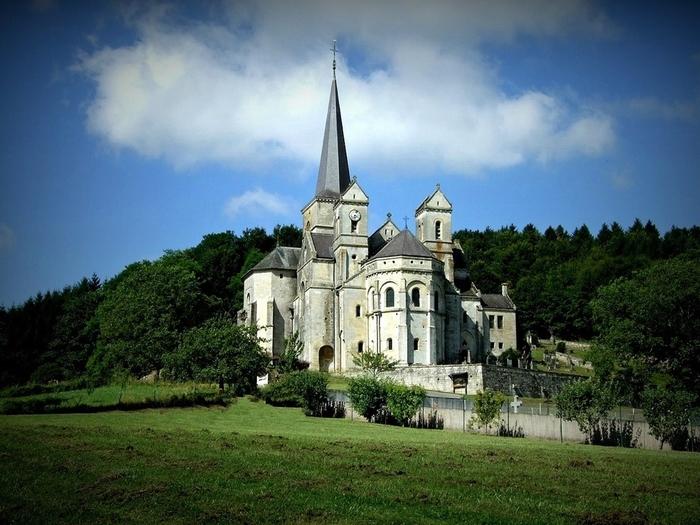 Journées du patrimoine 2019 - Découverte exceptionnelle de l'abbatiale Notre-Dame