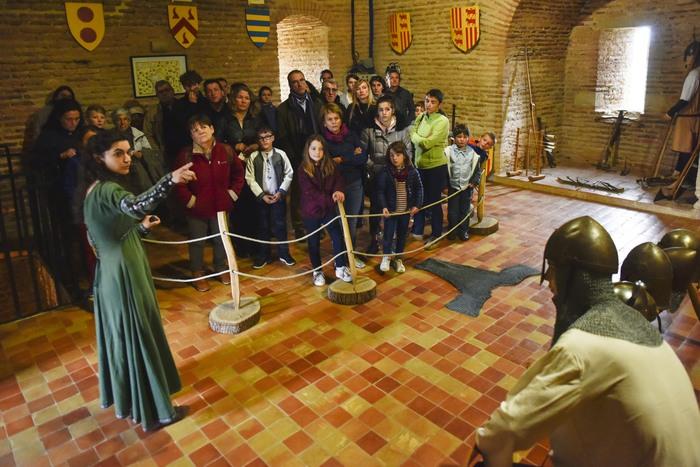 Journées du patrimoine 2020 - Visite guidée du donjon du château