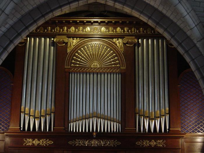 Journées du patrimoine 2019 - Découverte de l'orgue de l'église