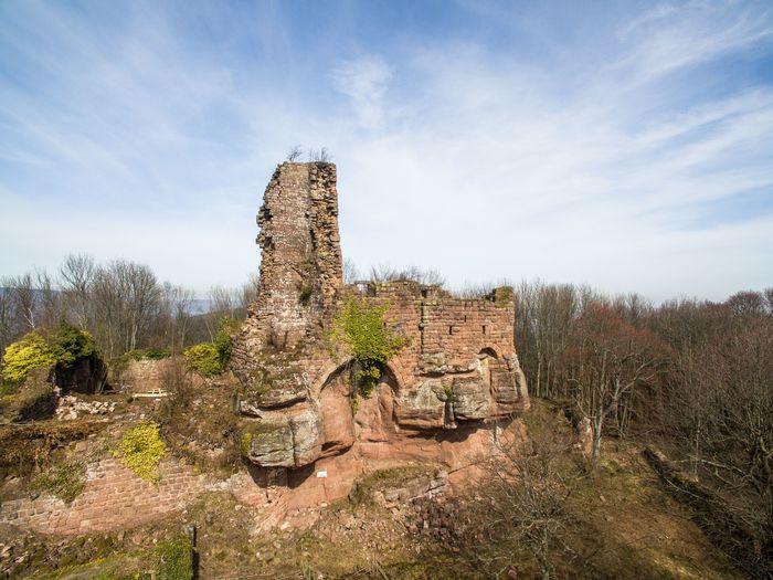 Journées du patrimoine 2020 - Visites guidées au château de Guirbaden