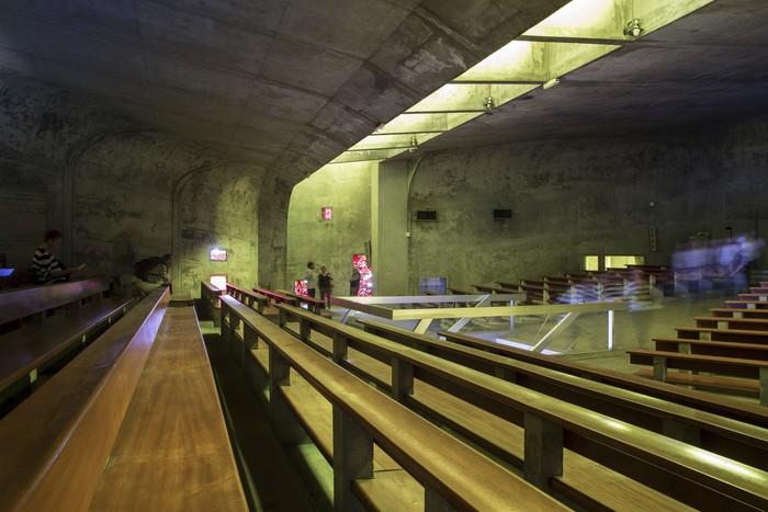 Journées du patrimoine 2020 - Portes ouverte à l'église Sainte-Bernadette