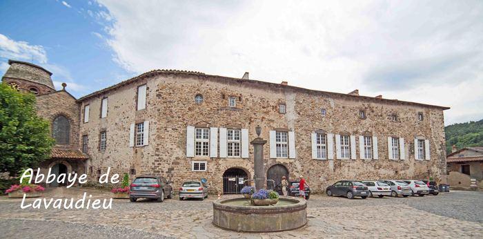 Journées du patrimoine 2020 - visite guidée de la partie privée de l'ancienne abbaye de Lavaudieu