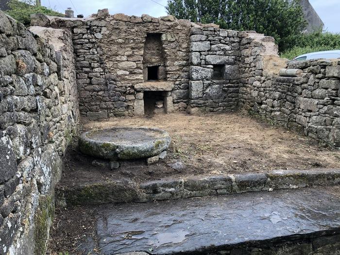 Journées du patrimoine 2020 - Kanndi à lin… kanndi à pain, la maison buandière de l'isle Kerarfanc en Plouédern