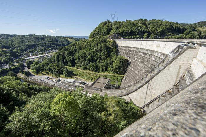 Journées du patrimoine 2019 - Découverte du barrage de Bort-les-Orgues