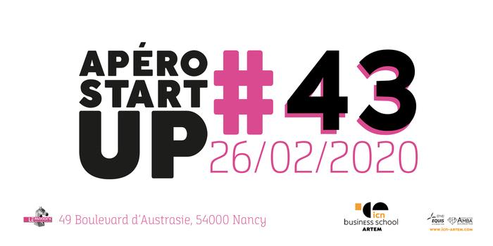 Apéro Startup #43 - Le Paddock - Février 2020