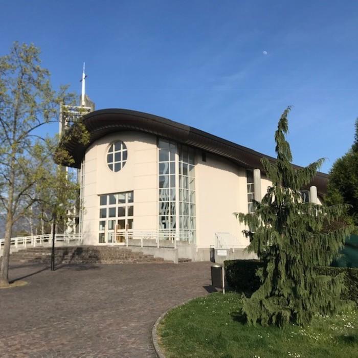 Journées du patrimoine 2020 - Visite de l'église Saint-Paul de Meythet et la fresque d'Arcabas