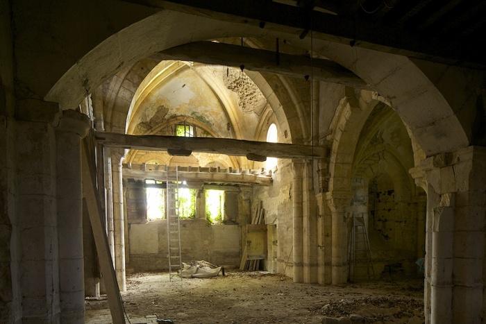 Journées du patrimoine 2020 - Ouverture exceptionnelle de l'ancienne abbaye bénédictine
