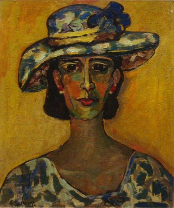 Journées du patrimoine 2019 - Découvrez l'extraordinaire oeuvre de la peintre Georgette Dupouy !