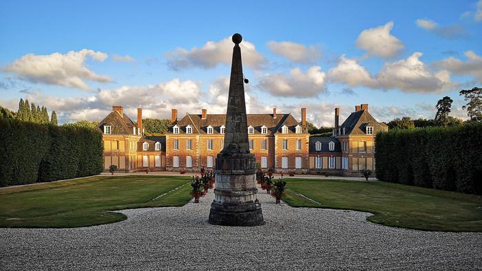 Journées du patrimoine 2019 - Visite guidée du parc du château de Limpiville