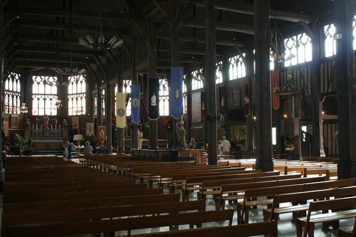 Journées du patrimoine 2020 - Visite libre de l'église Sainte-Catherine