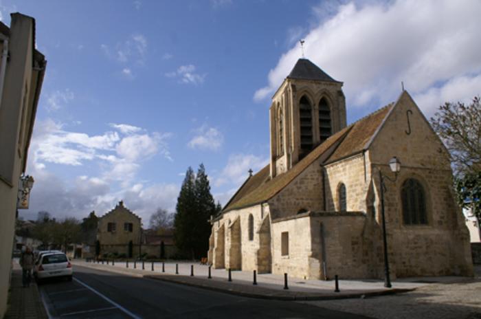 Journées du patrimoine 2019 - Visite de l'église Saint-Pierre-aux-Liens