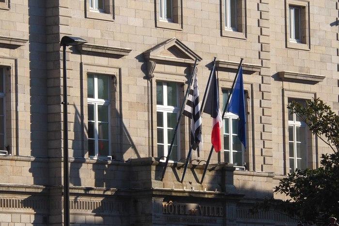 Journées du patrimoine 2020 - Visites de L'Hôtel de ville de Quimper