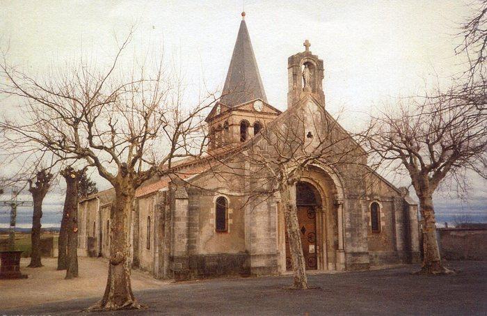 Journées du patrimoine 2019 - L'association patrimoniale Azi la Garance propose la visite libre de ce bâtiment emblématique du village