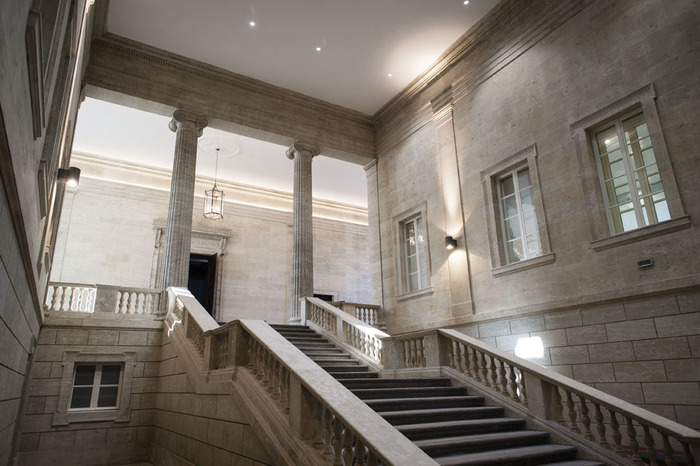 Journées du patrimoine 2019 - Le palais fête ses 180 ans !