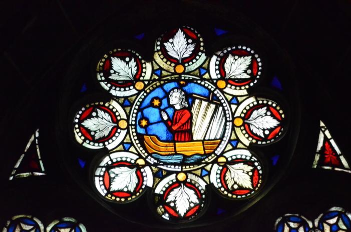 Journées du patrimoine 2020 - Lecture à l'église protestante Saint-Pierre-le-Jeune