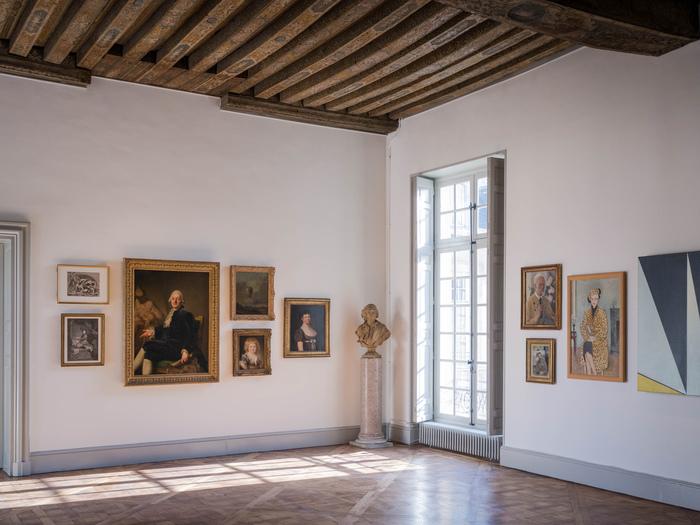 Journées du patrimoine 2019 - Découvrir l'Hôtel de Marle en détail !