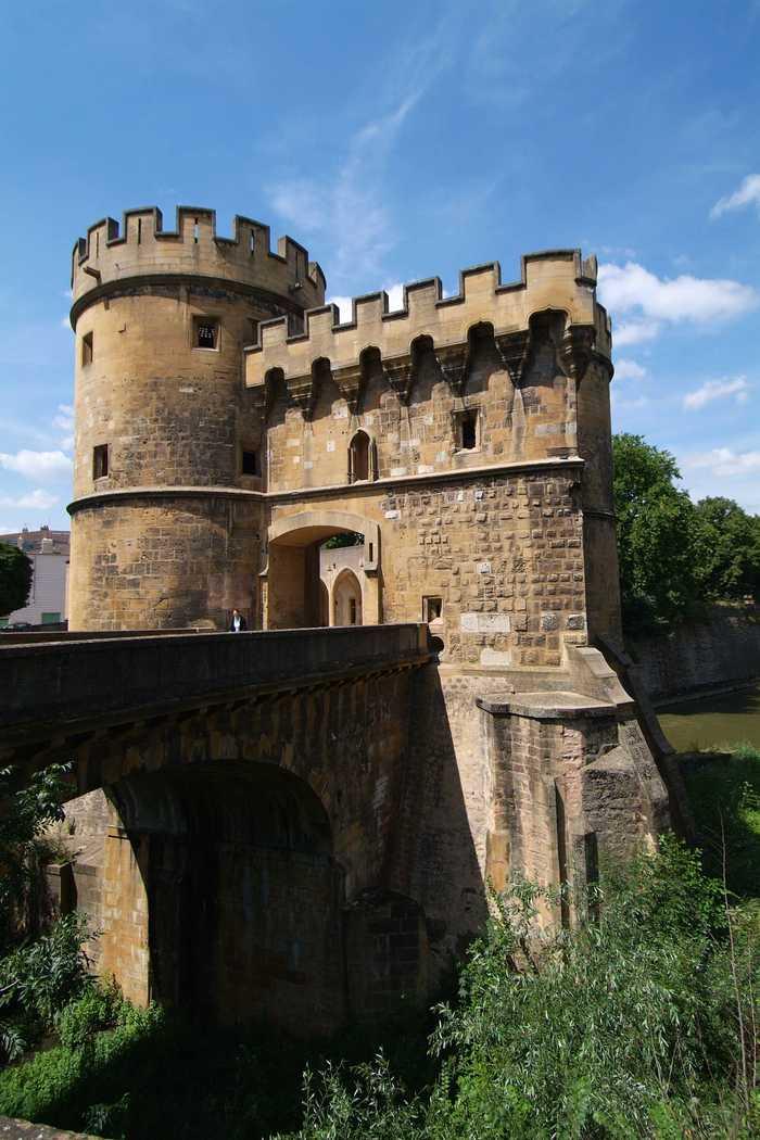 Journées du patrimoine 2020 - Visite contée de la Porte des Allemands