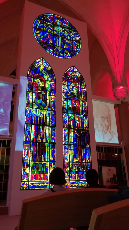 Journées du patrimoine 2019 - Vendée Vitrail : Partez en famille à la découverte de l'art du vitrail !