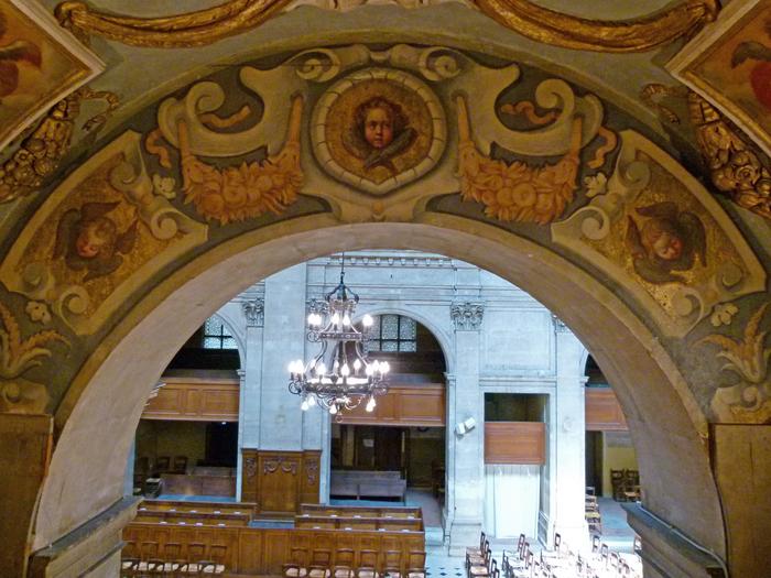 Journées du patrimoine 2020 - Conférence : L'Oratoire, de la Chapelle Royale à la Révolution Française, par Laurence Tardy, historienne et enseignante à l'Ecole du Louvre