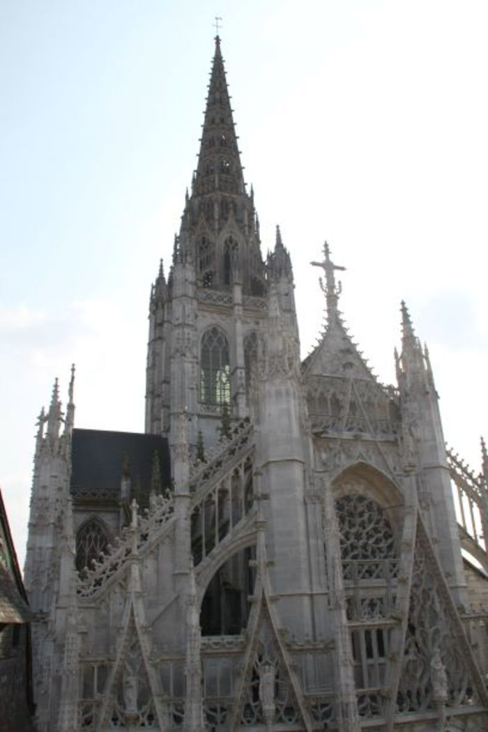 Journées du patrimoine 2020 - Visite libre de l'église Saint-Maclou