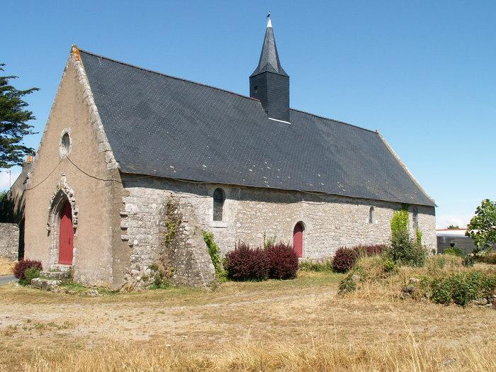 Journées du patrimoine 2020 - Visite libre chapelle de Careil