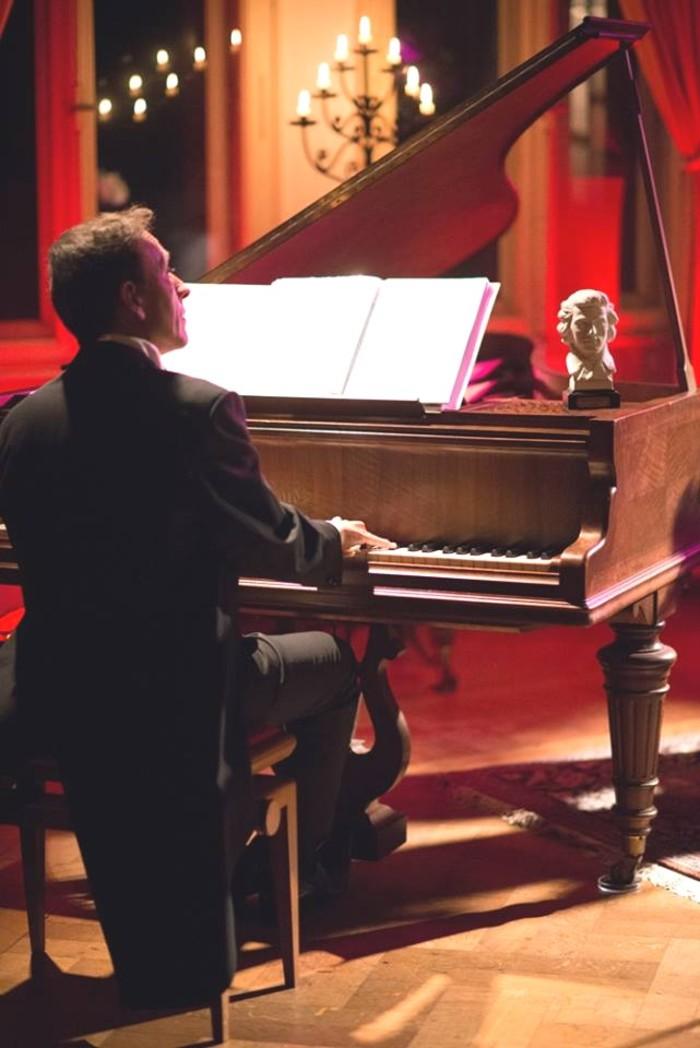 Journées du patrimoine 2019 - Soirée piano romantique aux chandelles avec Jacques Humbert