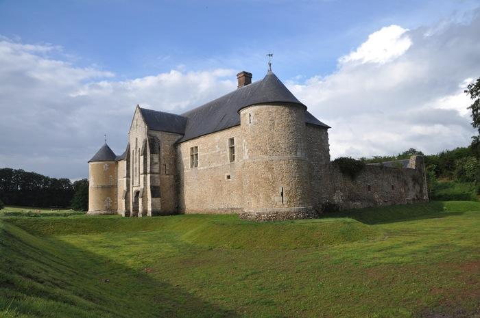 Journées du patrimoine 2020 - Visite guidée en avant-première des douves du Manoir du Catel