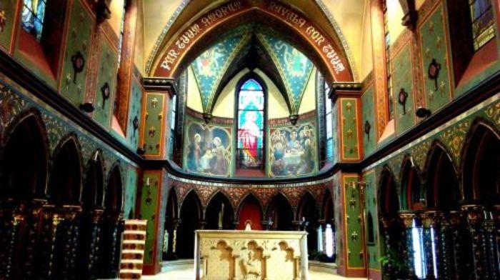 Journées du patrimoine 2020 - Visite libre et/ou commentée de la Chapelle du Sacré-Coeur