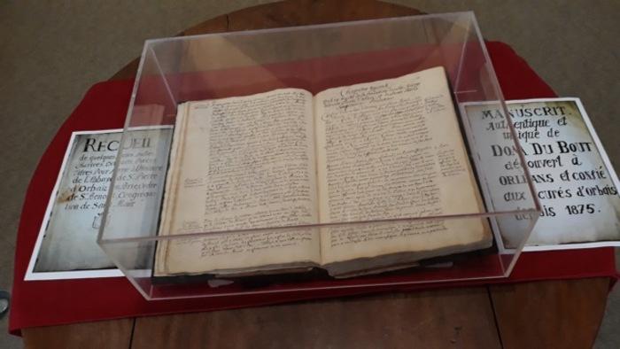 Journées du patrimoine 2019 - Visite libre de l'ancienne Abbaye d'Orbais