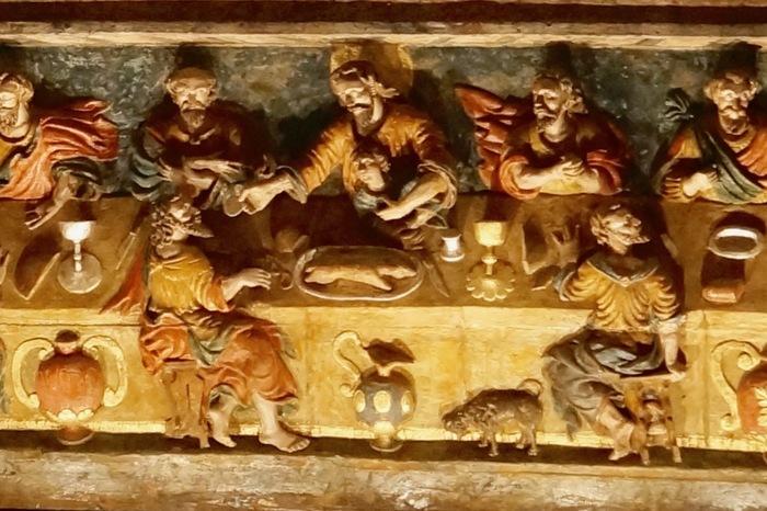 Journées du patrimoine 2019 - Visite commentée de l'Église de Saint-Aubin