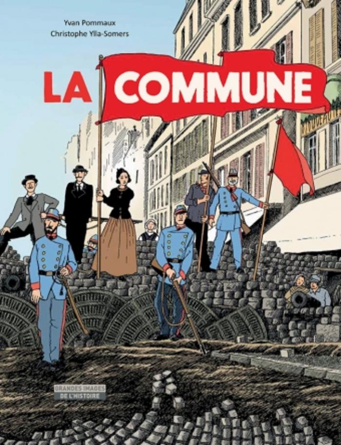 Journées du patrimoine 2019 - Exposition: La Commune illustrée