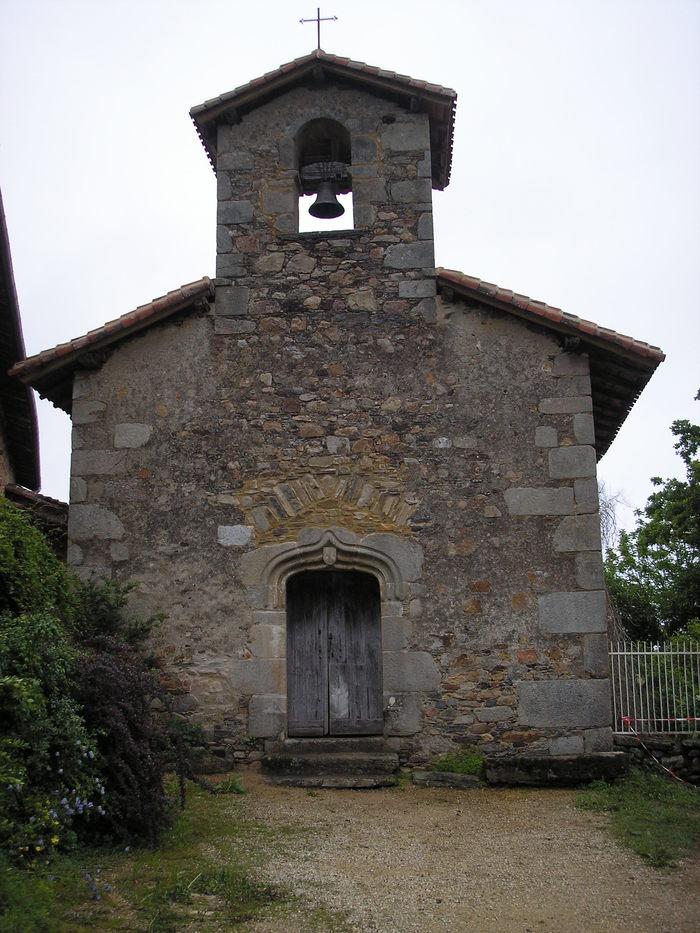 Journées du patrimoine 2020 - Visite libre de l'église de Texon