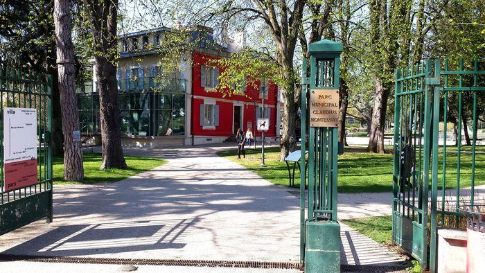 Journées du patrimoine 2020 - Visite commentée des expositions de la Villa du Parc et du parc Montessuit