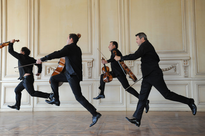 Journées du patrimoine 2019 - Festival Music'ly  : Concert du Quatuor Debussy - Viva Latina !