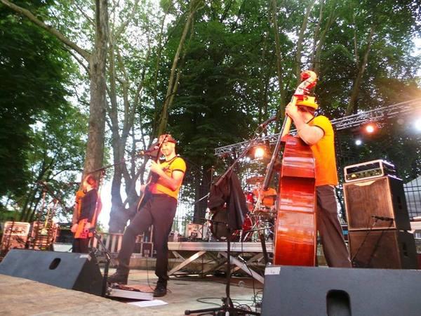 Fête de la musique 2019 - Raggadikal Sound / Guive & Ora Band / Delphine / Aya Waska