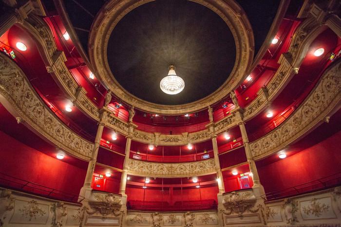 Journées du patrimoine 2019 - Bienvenue au théâtre