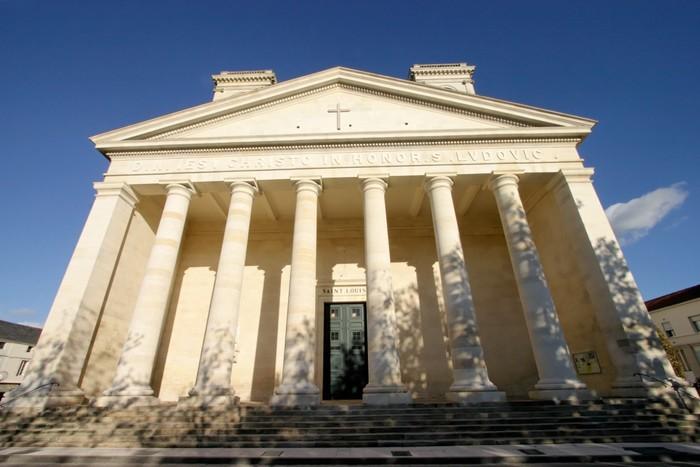 Journées du patrimoine 2020 - Eglise Saint-Louis