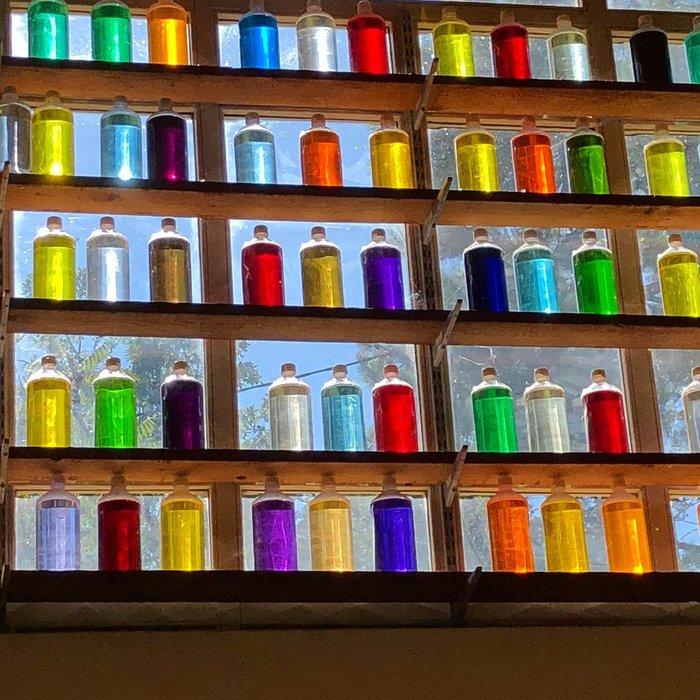 Nuit des musées 2019 -« Atelier nuancier »