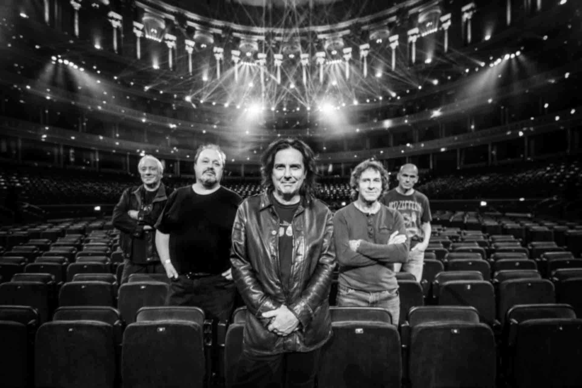 Marillion « The Light At The End Of The Tunnel » Tour (Reporté)